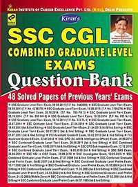 Best SSC CGL Books-Kiran-Prakash