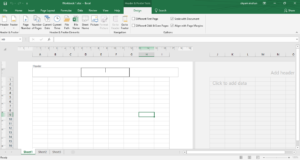 Text Provisions in Excel 3